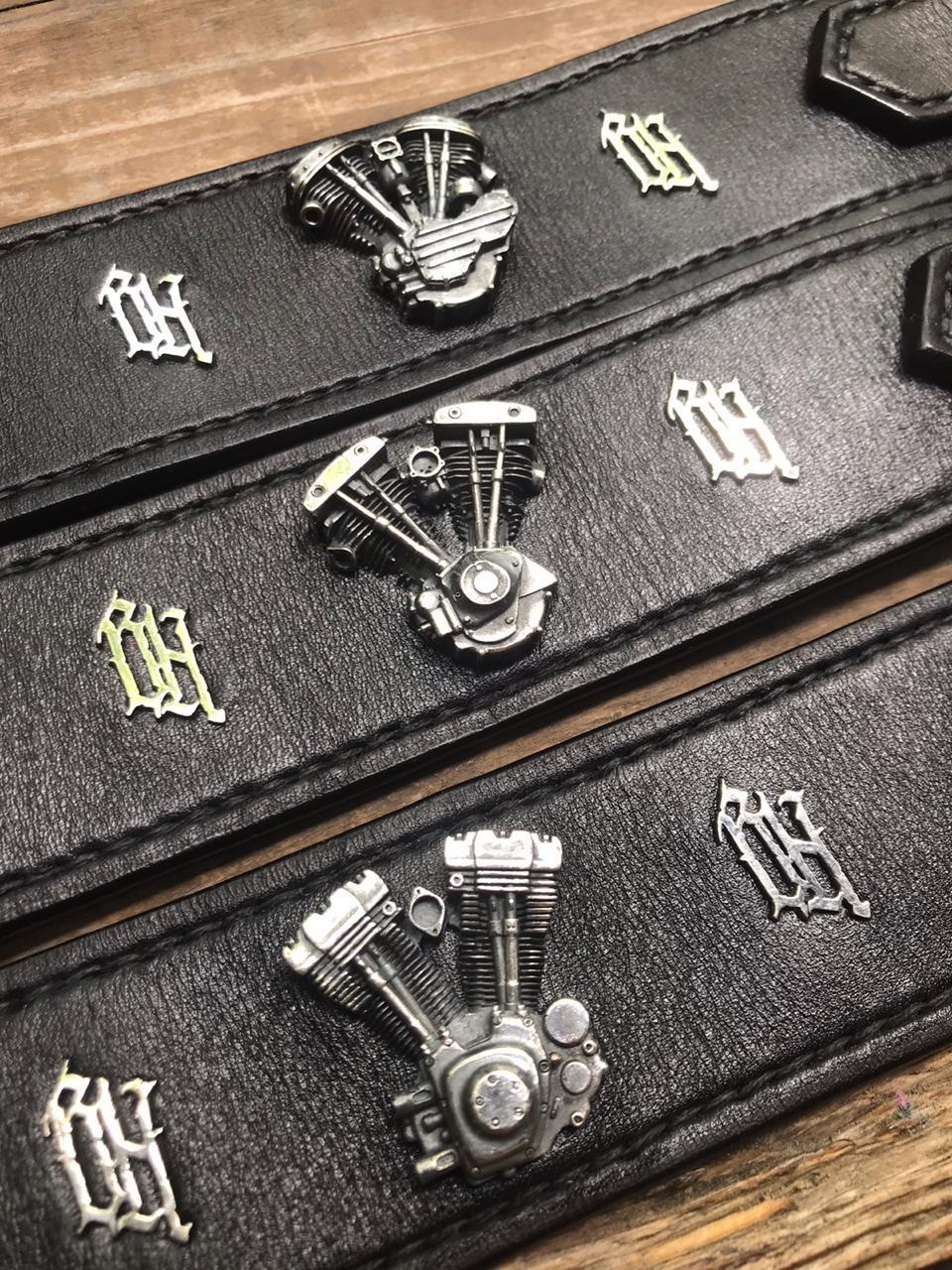 Браслет с двигателем Harley-Davidson