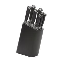 Ножи в блоке Bistro набор 8пр