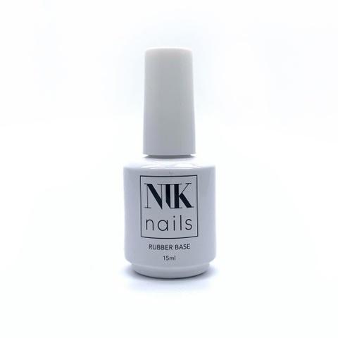 Base Rubber NIK nails 15ml