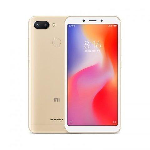Xiaomi Redmi 6 3GB/32GB  Gold (Золотой)
