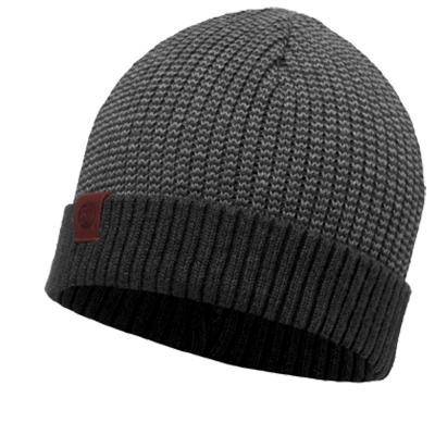 Шапки с отворотом Вязаная шапка Buff Dee Black 116046.999.10.jpg
