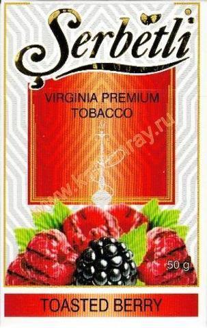 Serbetli Toasted Berry