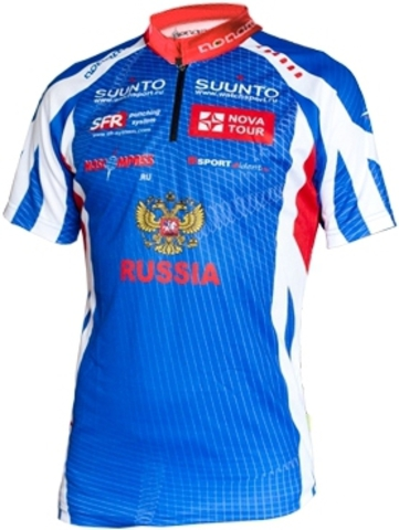 Футболка Noname combat - Сборная России 2012