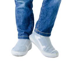 Водонепроницаемые силиконовые чехлы-бахилы для обуви от дождя и грязи