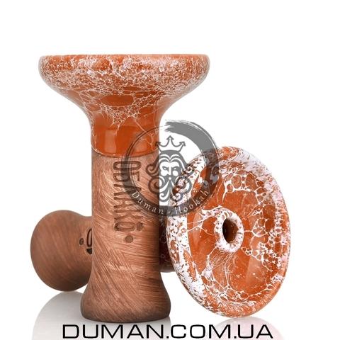 Чаша Oblako Phunnel Glaze Top (Облако) |Orange-White L