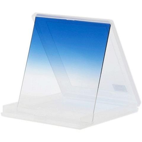 Градиентный фильтр No Name Gradual Blue Color Filter для Cokin P Series 84x84mm