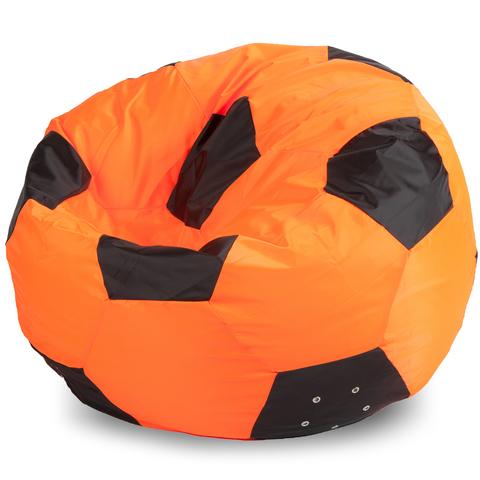Внешний чехол Кресло-мешок мяч  L, Оксфорд Оранжевый и черный