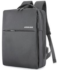 Рюкзак ROTEKORS 1701 USB Темно-серый