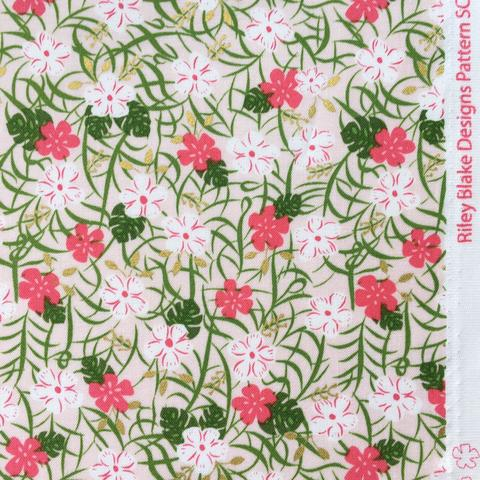 Ткань для пэчворка, хлопок 100% (арт. RB0812)
