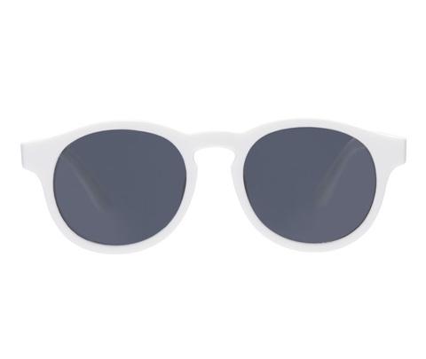 Очки Babiators Original Keyhole Шаловливый белый. Белые