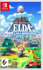 NS: The Legend of Zelda: Link's Awakening (русская версия)