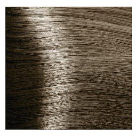 Крем краска для волос с гиалуроновой кислотой Kapous, 100 мл - HY 8.1 Светлый  блондин пепельный