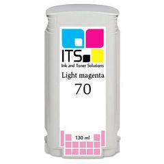 Картридж для HP 70 (C9455A) Light Magenta 130 мл