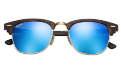 Солнцезащитные очки Ray-Ban 3016 (CLUBMASTER)