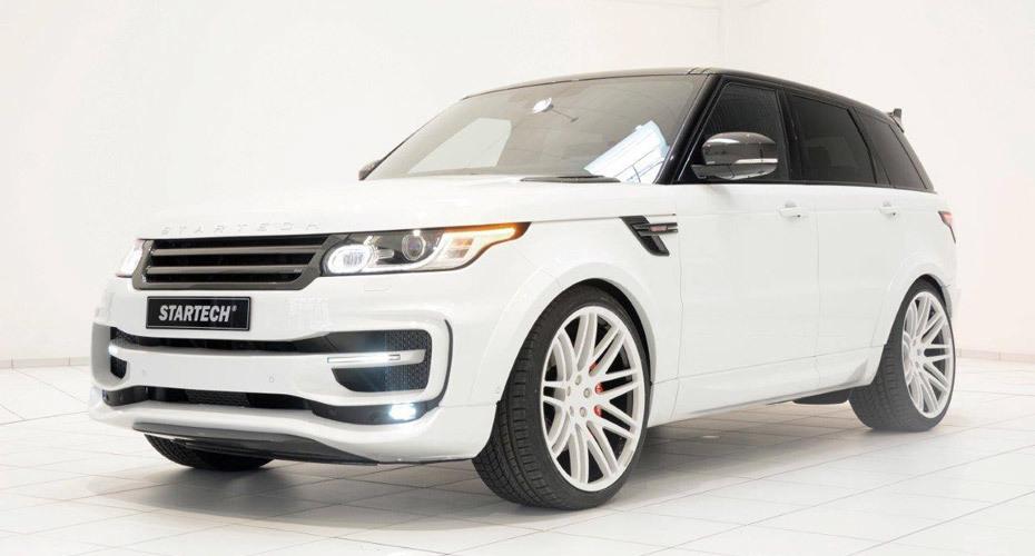 Обвес Startech для Range Rover Sport 2
