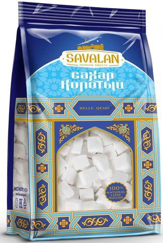 Сахар кусковой колотый Savalan, 420г