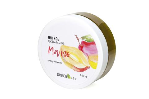"Джем-мыло ""Манго""   200 гр   Green Era"