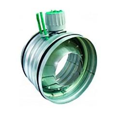 Клапан сопловый AIRMAX 3D d200 для регулировки потока воздуха