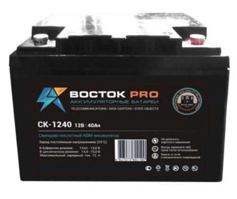 Аккумуляторная батарея Восток СК 1240