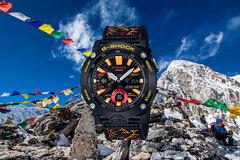 Часы мужские Casio GA-2000BT-1AER G-Shock