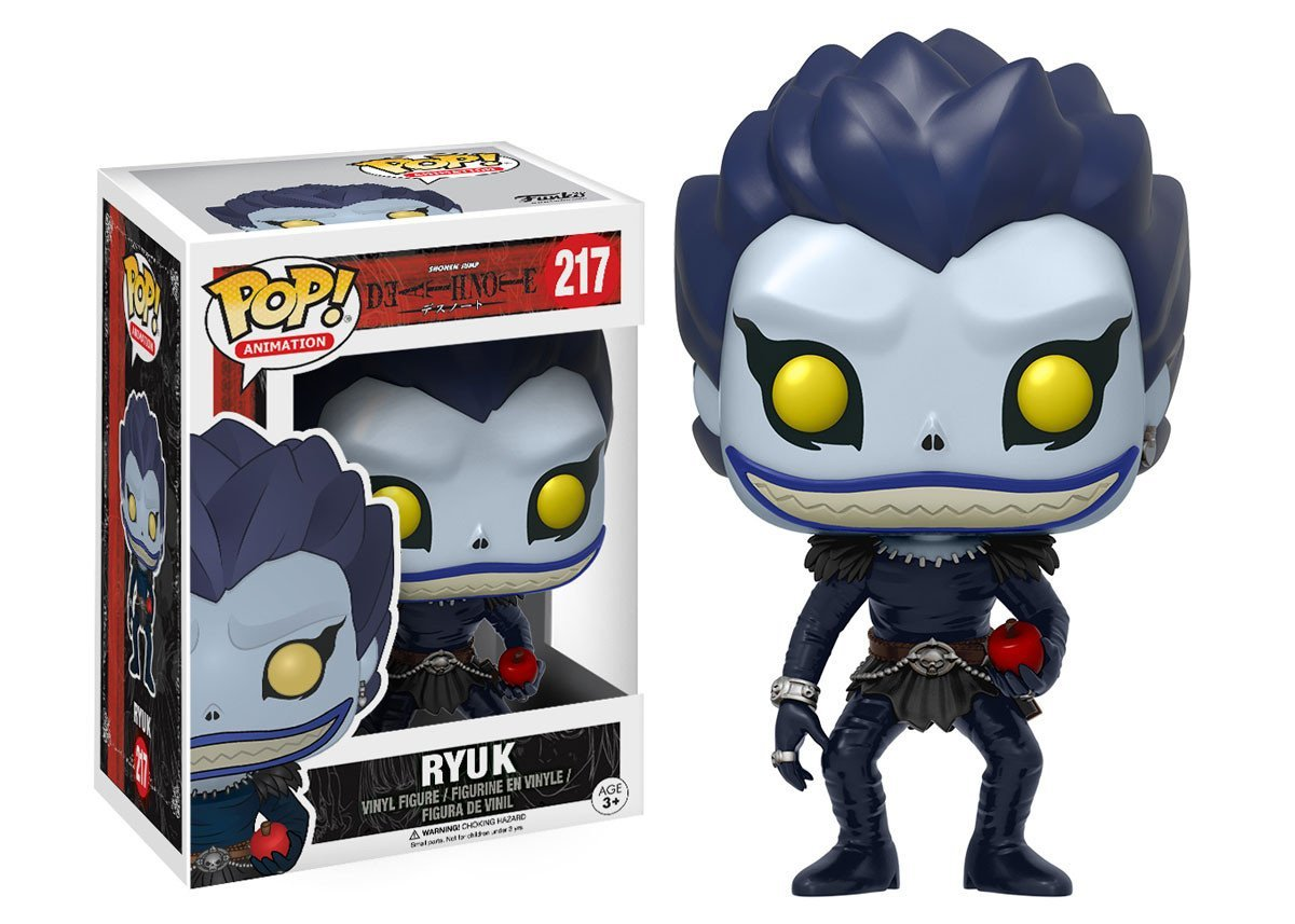 Фигурка Funko POP! Vinyl: Death Note: Ryuk 6362