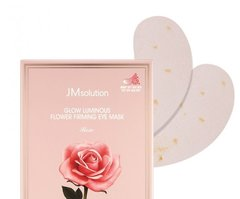 JMsolution Glow Luminous Flower Firming Eye Mask