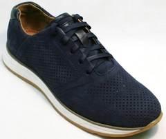 Модные кроссовки мужские Faber 1957134-7 Blue.