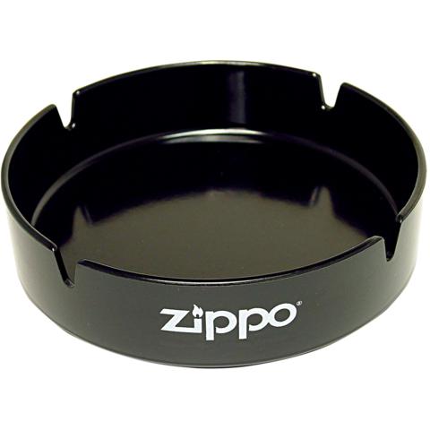 Пепельница Zippo, долговечный пластик, чёрная123