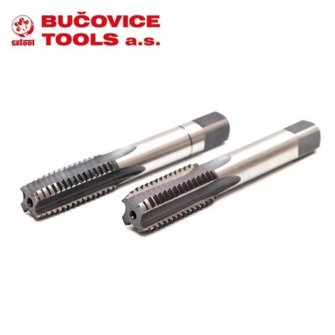 Метчик М6х0,75 (комплект 2шт) CSN223010 2N(6h) CS(115CrV3) Bucovice(CzTool) 110061