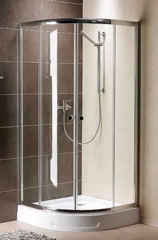 Душевой угол RADAWAY Dolphi Premium Plus A 30413-01-06N