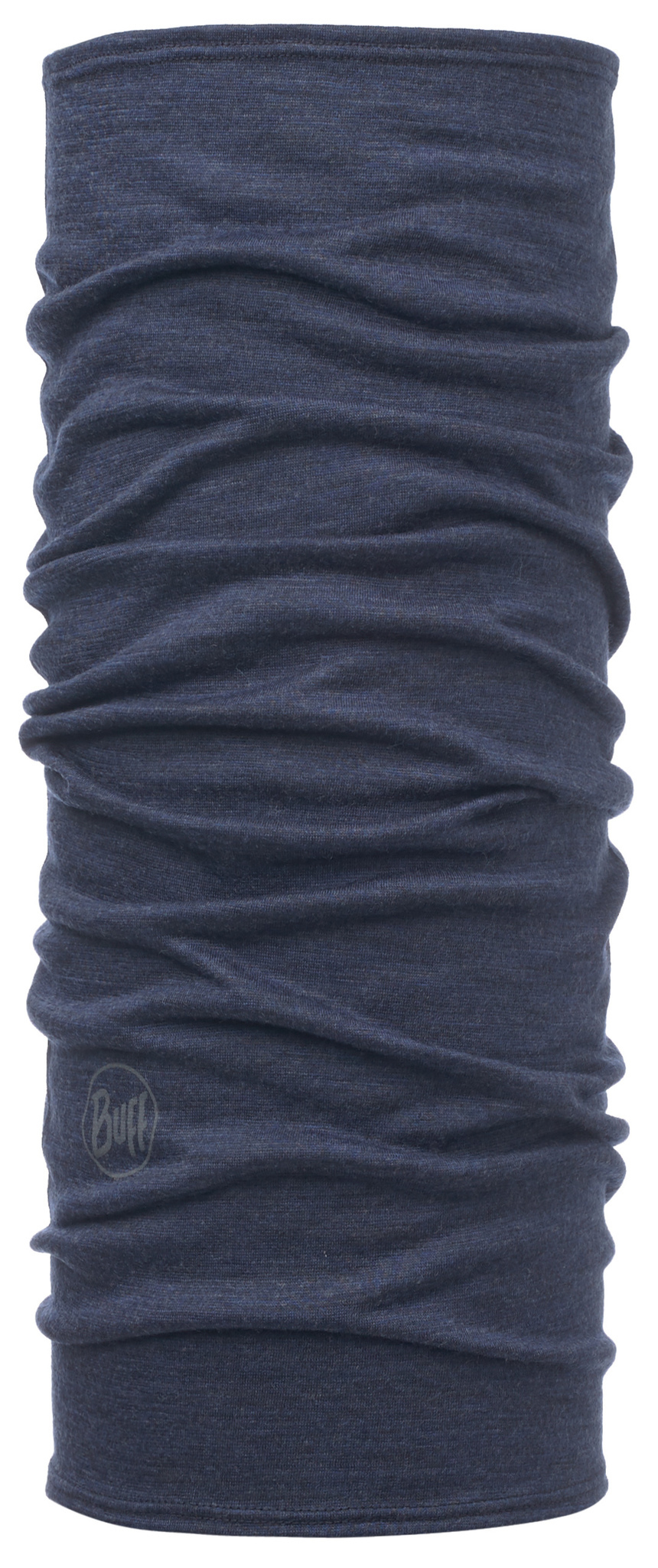 Детские шарфы Шарф-труба шерстяной Buff Solid Denim 113020.788.10.00.jpg