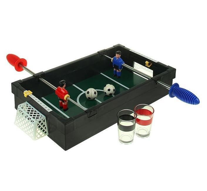 Игра «Пьяный футбол»
