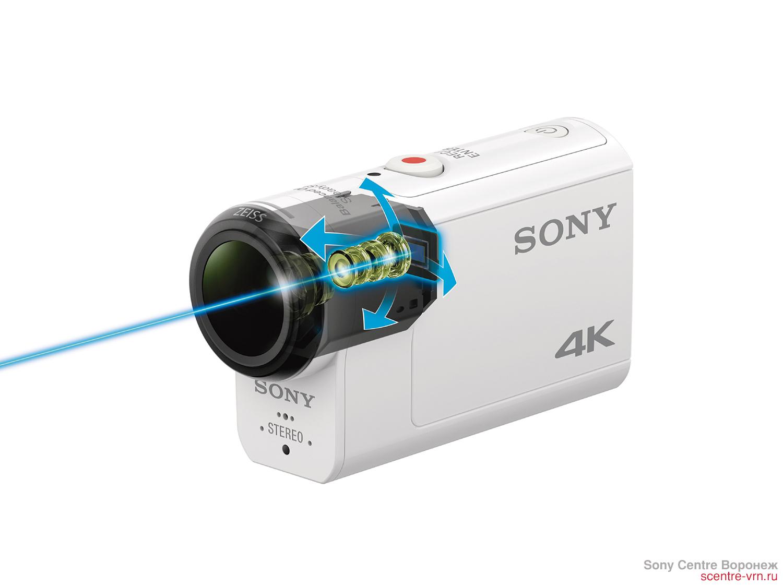 Sony Action Cam X3000R купить в Sony Centre Воронеж