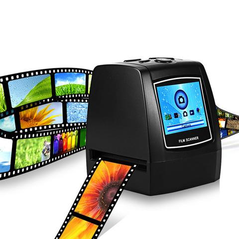Слайд сканеры