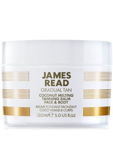 James Read Кокосовый бальзам с эффектом загара для лица и тела Coconut Melting Tanning Balm Face & Body