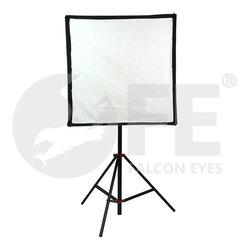 Софтбокс с сотовой насадкой для студийного света Falcon Eyes SBQ-9090 BW