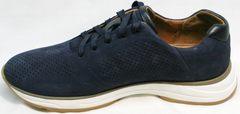 Красивые кроссовки мужские Faber 1957134-7 Blue