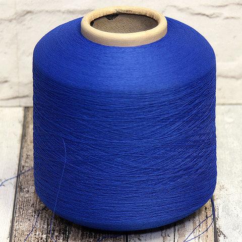 Вискоза-стрейч LINEAPIU / ANGIE 3400 синий васильковый