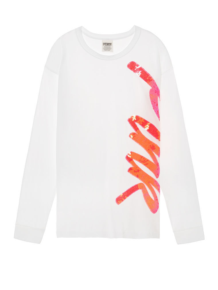 PINK NEW! КОФТА BLING CAMPUS TEE