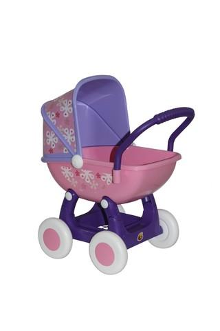 Коляска для кукол Arina №2 4-х колёсная (в пакете)