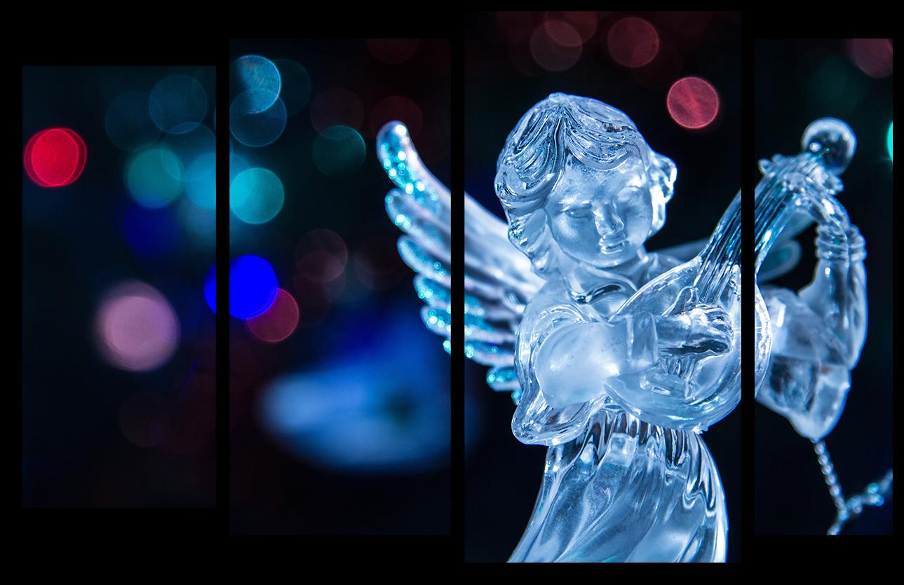 """Модульные картины Модульная картина """"Ангел"""" М972.png"""