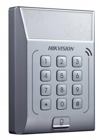 Терминал доступа со встроенным считывателем EM карт DS-K1T801E