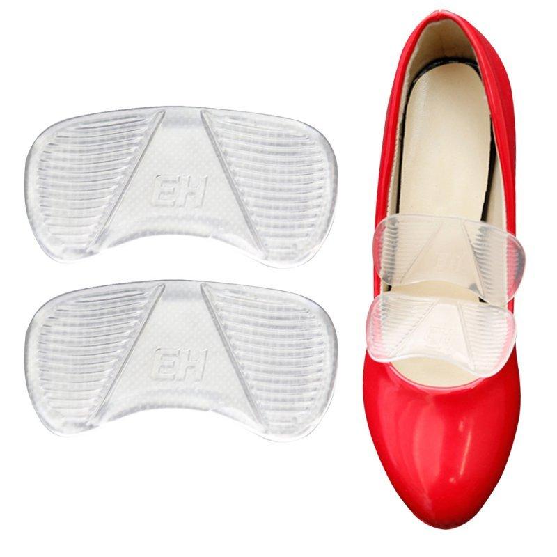 Силиконовые запяточники для модельной обуви, 1 пара