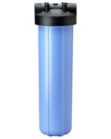 Корпус фильтра B898-BK1-PR (корпус ВВ20 синий, вход 1