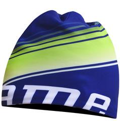 Элитная тёплая Шапка Noname Speed Hat Clubline Green-Blue 16