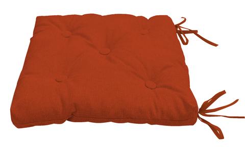 Подушка на стул Адриана красный