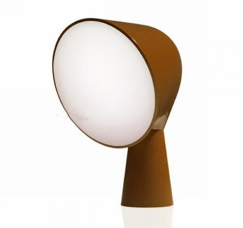 Настольный светильник копия Binic by Foscarini (коричневый)