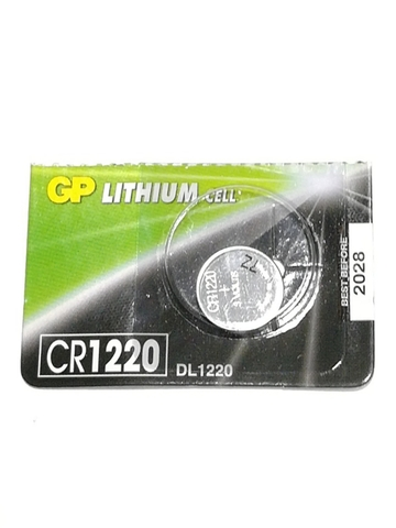 Элемент питания GP LITHIUM CR1220 (3V)