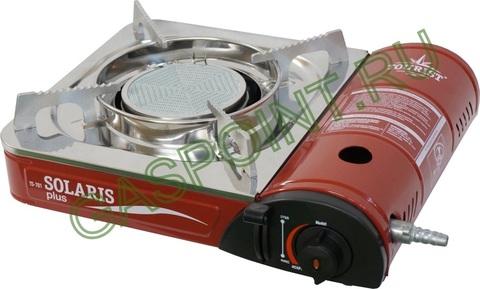 Портативная газовая плита Solaris Plus TS-701