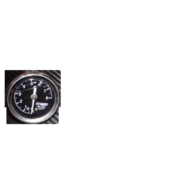 Манометр 8 BAR - 116 PSI